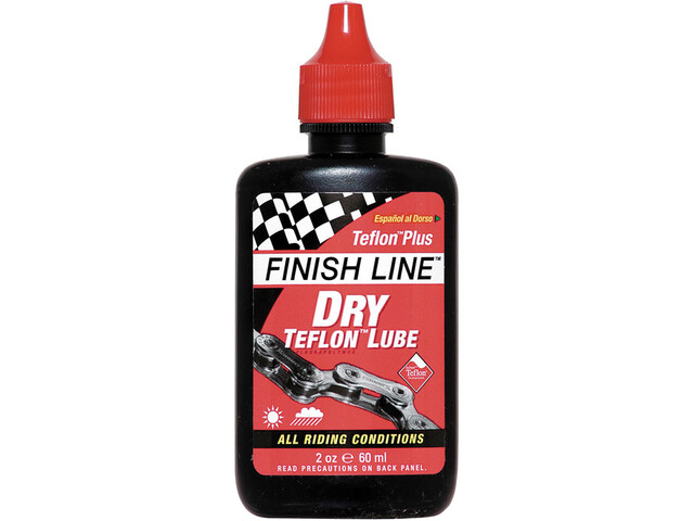 Finish Line PTFE Plus lubricant chain oil, 60 ml